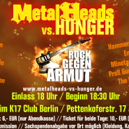 Metalheads vs. Hunger Header
